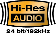 Hi Res Audio logo