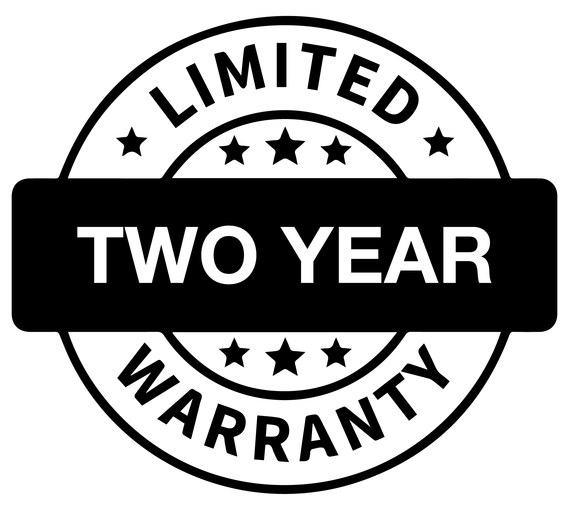 Limited Warranty 2 year 01