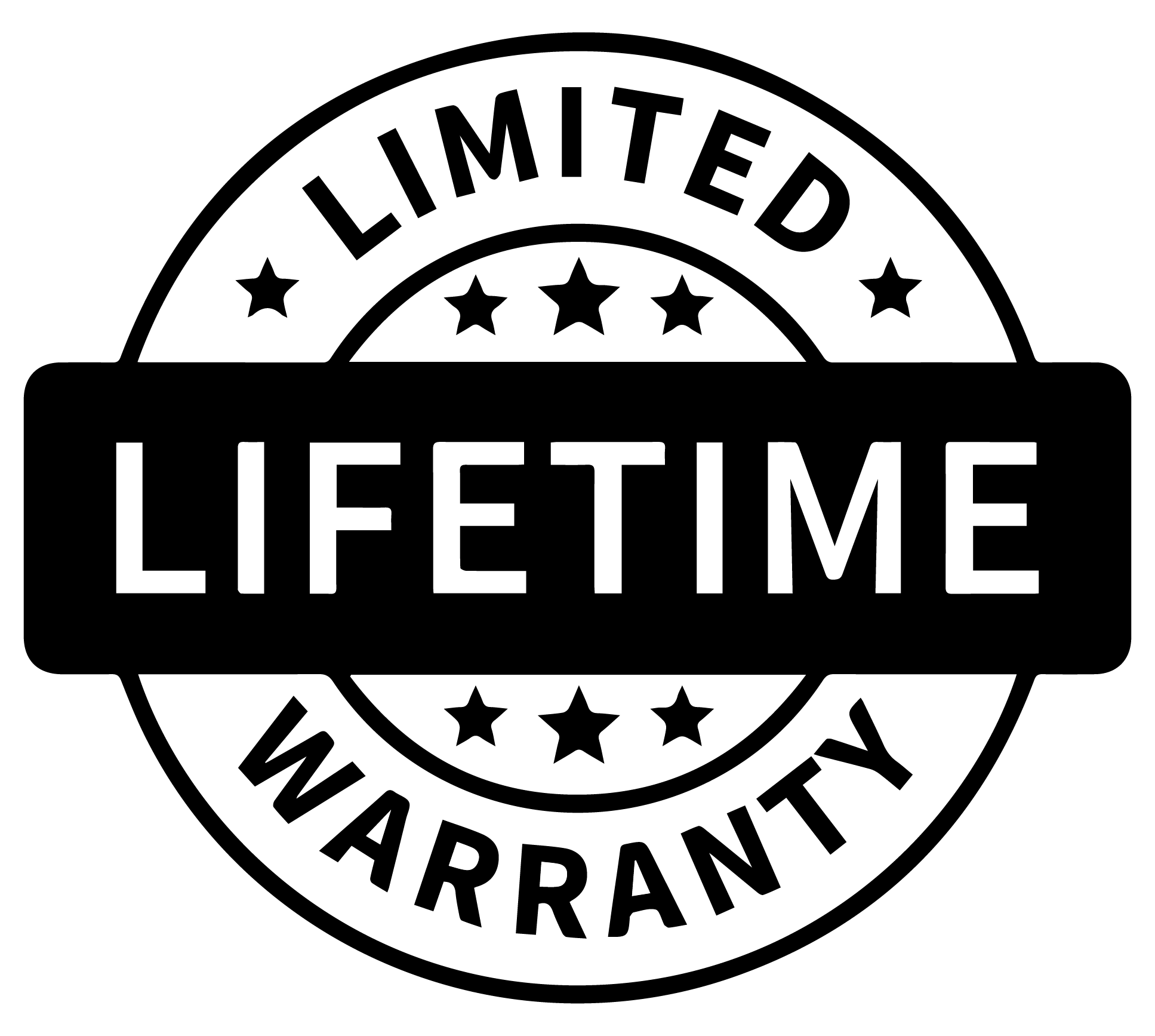 Limited Warranty lifetime 01