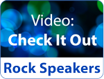 Video Rock Speakers 150